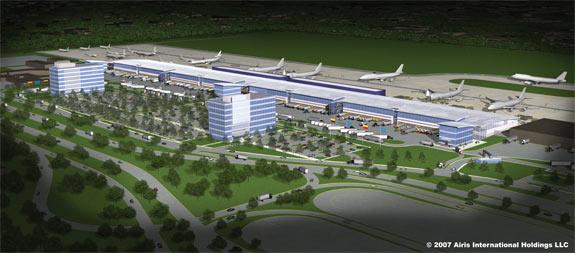 El Dorado Airport Bogota