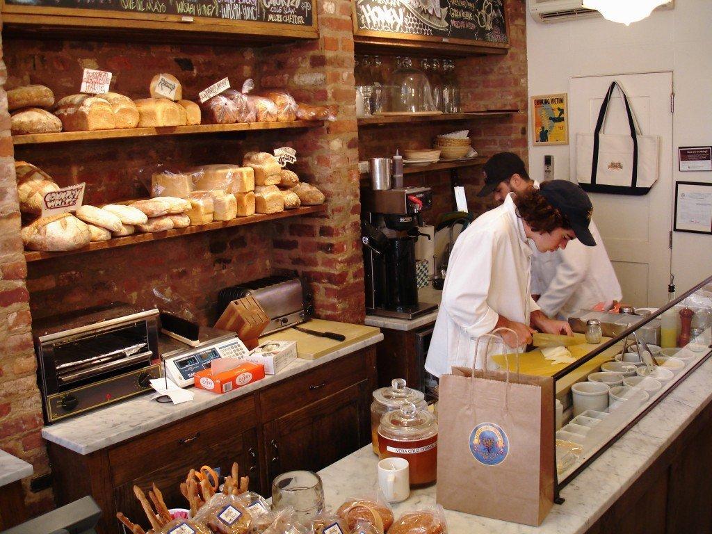 Blue Ribbon 005 | Blue Ribbon Bakery Market  -  NYC