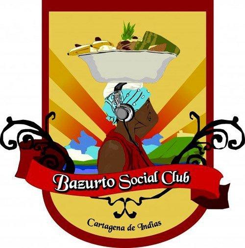 The Bazurto Social Club, located in Getsemani, Cartagena, Colombia