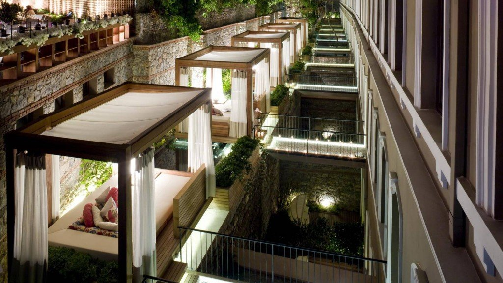 Top Hotels W Hotel Istanbul