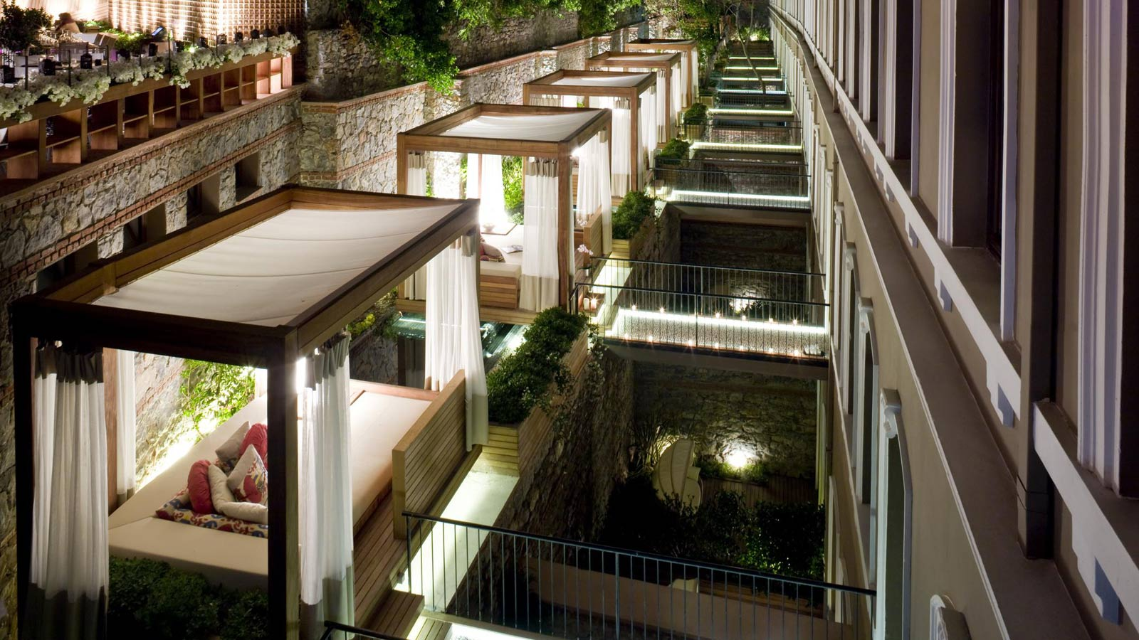 Cabana_Marvelous_Rooms W Hotel Istanbul  -  Istanbul, Turkey Istanbul Turkey  Turkey Istanbul Hotel Cool