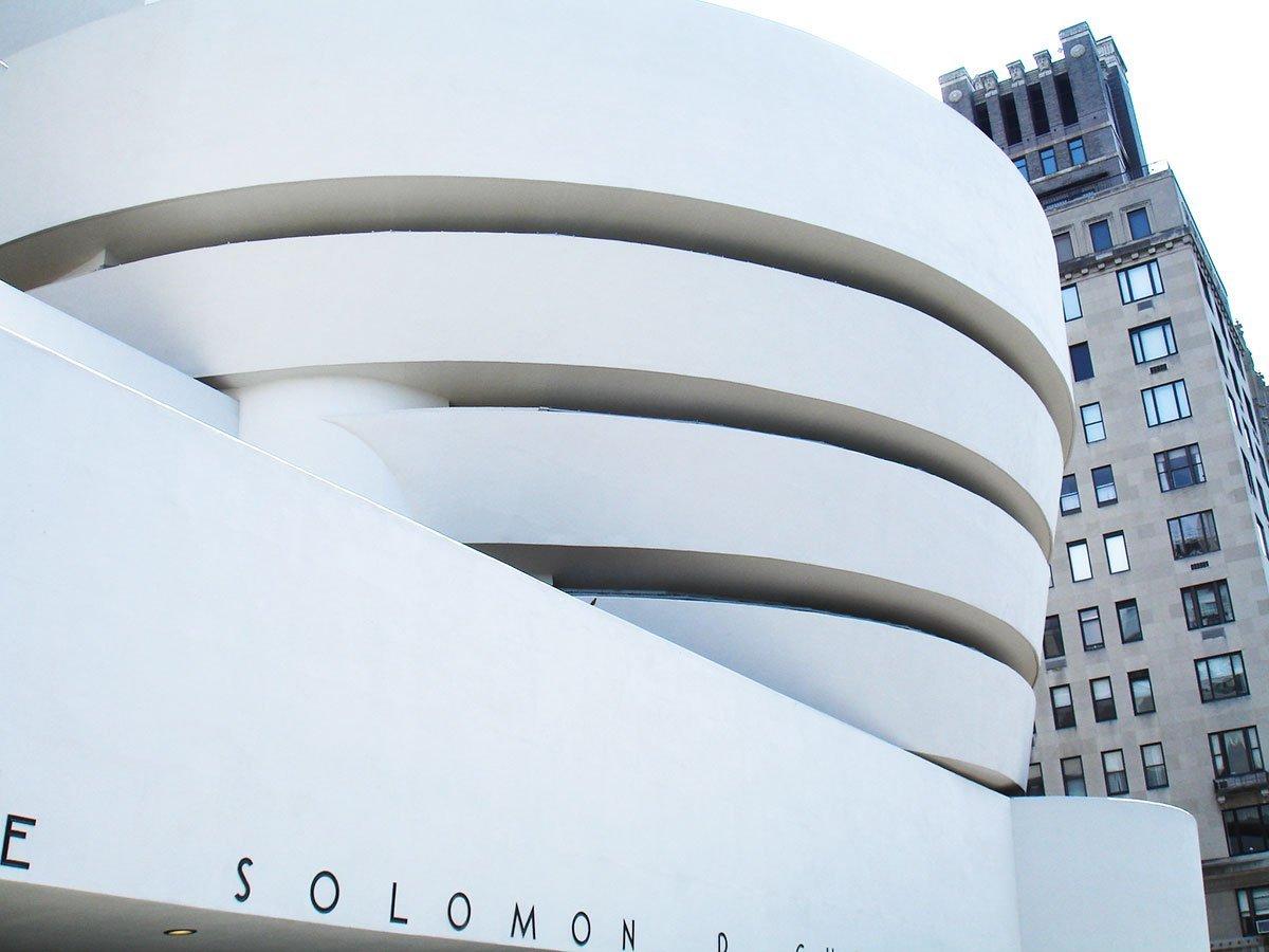 Gugenheim NY006 | Solomon R. Guggenheim Museum – NYC