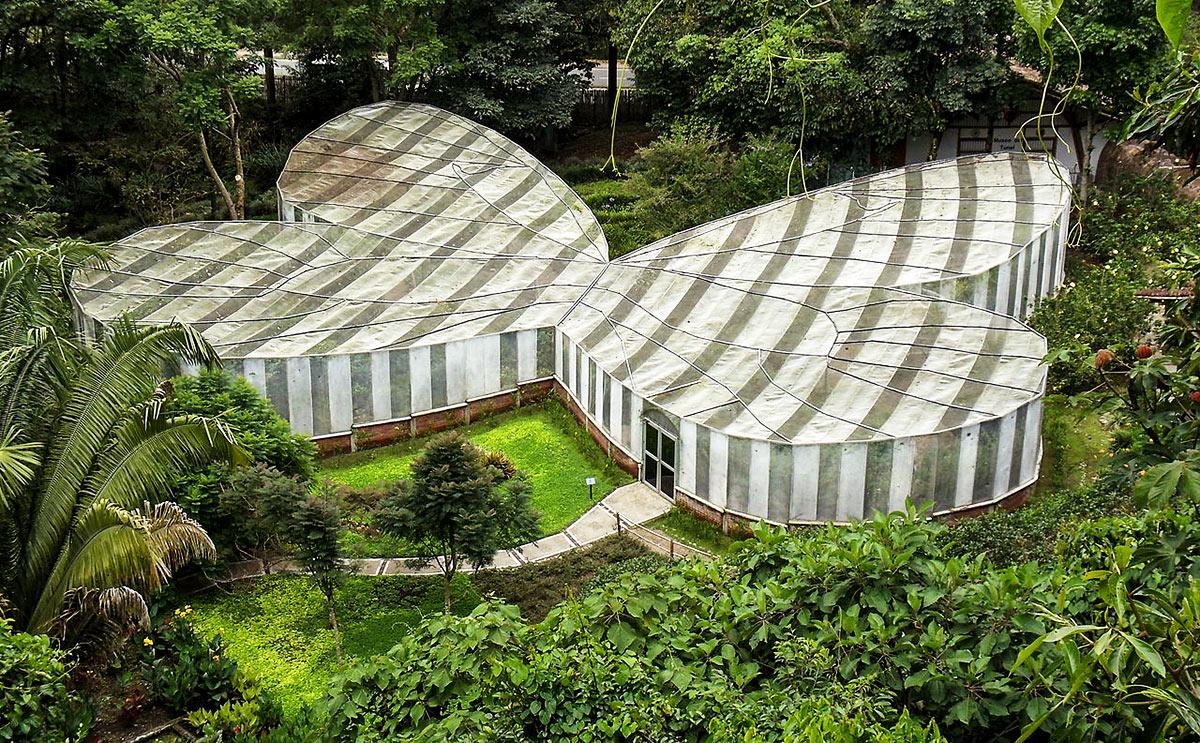 Mariposario Jardín Botánico del Quindío | Jardin Botánico del Quindío  –  Armenia