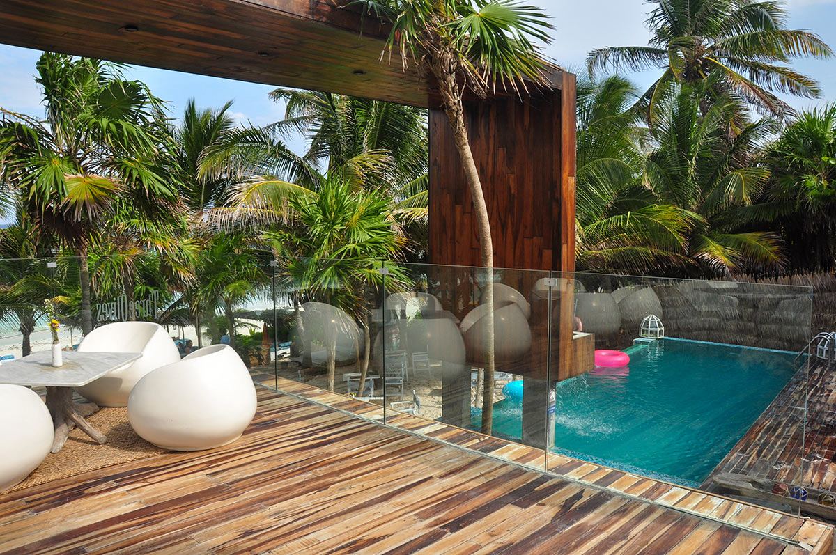 Top Hotels in Tulum, Be Tulum