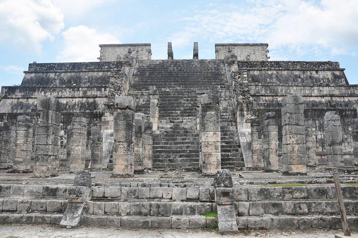 Chichen Itza  –  Yucatan