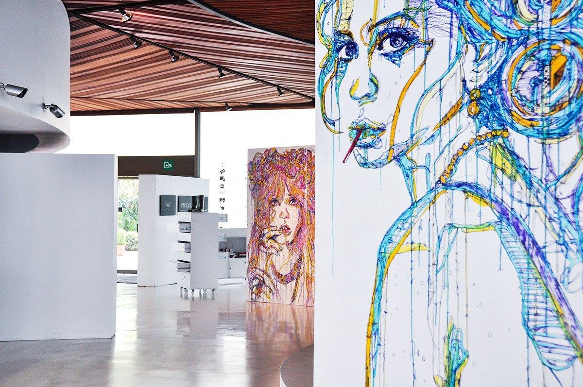 Polyforum Siqueiros Art & Performance Space Mexico Ciy CDMX