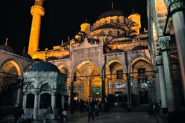 New-Mosque_005 Yeni Cami   -  Istanbul, Turkey Istanbul Turkey  Landmark Istanbul