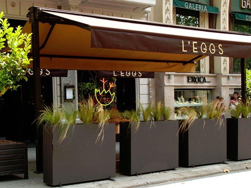 fachada1   L'EGGS  –  Barcelona