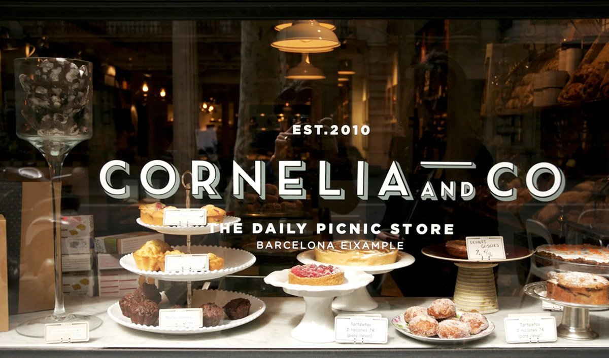 Cornelia Hather Merenda | Cornelia & Co  -  Barcelona
