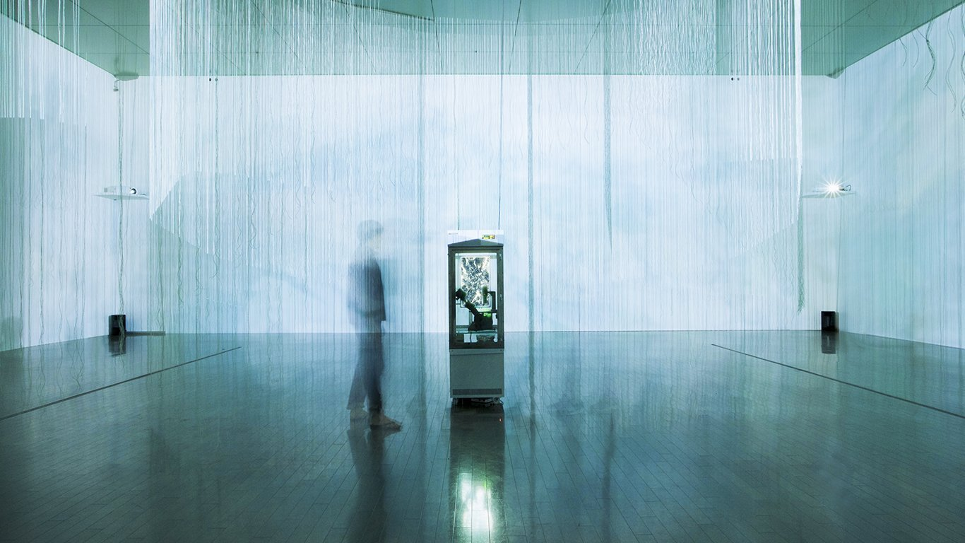 Ghost in the cell | 21st Century Museum of Contemporary Art  –  Kanazawa