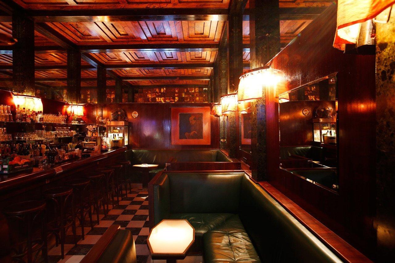 Loos wallstreetjournal | Loos American Bar  –  Vienna