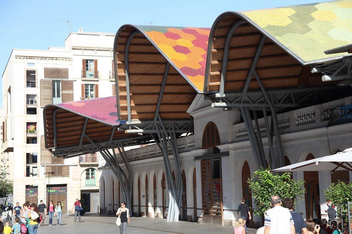 staCaterinaMarket. Rick Ligthelm | Santa Caterina Market  –  Barcelona