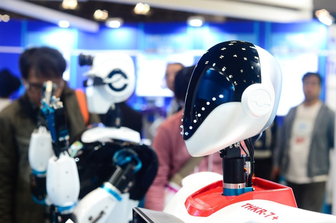2015-Robot-Show-027 International Robot Exhibition  -  Tokyo, Japan Japan Tokyo  Tokyo Tech Robots Japan Cool