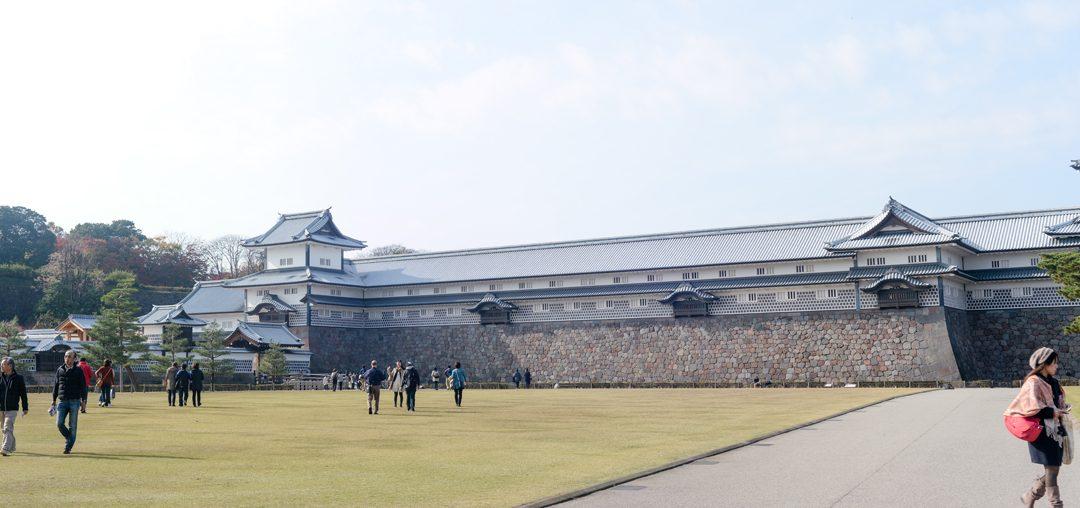 Kanazawa Castle 002 | Kanazawa Castle  金沢城 –  Kanazawa