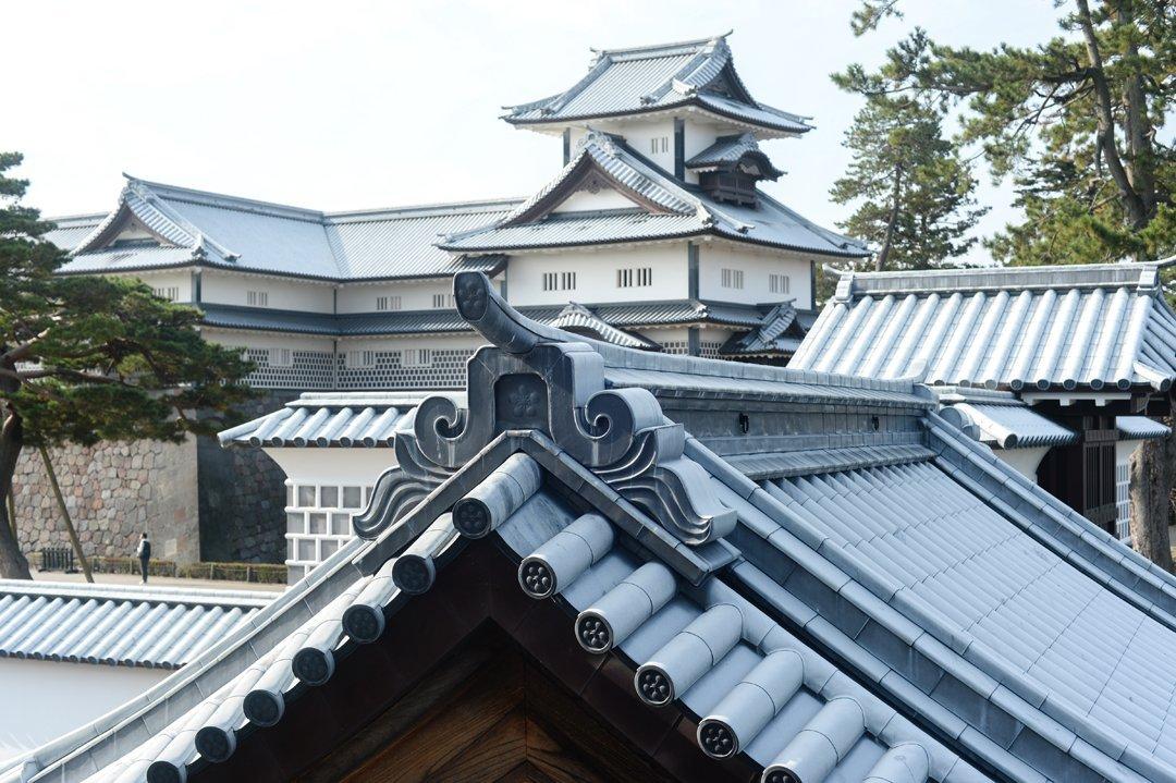 Kanazawa Castle 007 | Kanazawa Castle  金沢城 –  Kanazawa