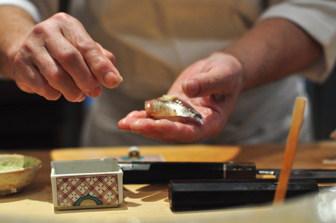 Kyubei Sushi 008 | Ginza Kyubey  –  Tokyo