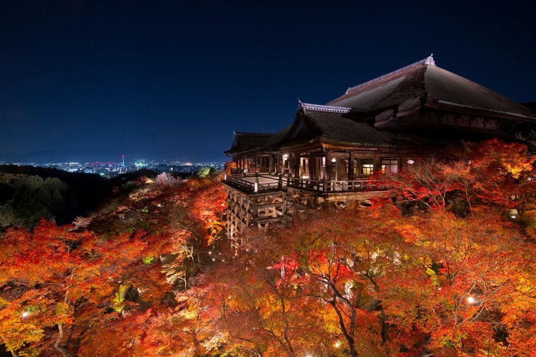 Kyyomizu-Dera-Temple-0 Kyomizu Dera  -  Kyoto, Japan Japan Kyoto  Temple Kyoto Japan Feature Architechture