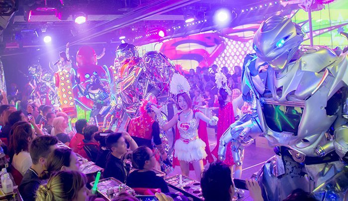 DSC_8411 Robot Restaurant  -  Tokyo, Japan Japan Tokyo  Tokyo Japan featured Cool