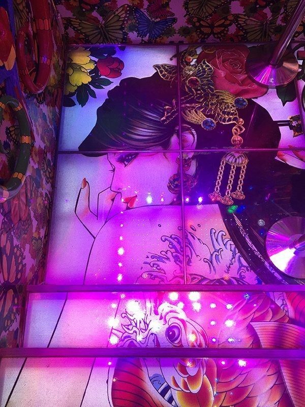 Robot-Restaurant-006 Robot Restaurant  -  Tokyo, Japan Japan Tokyo  Tokyo Japan featured Cool