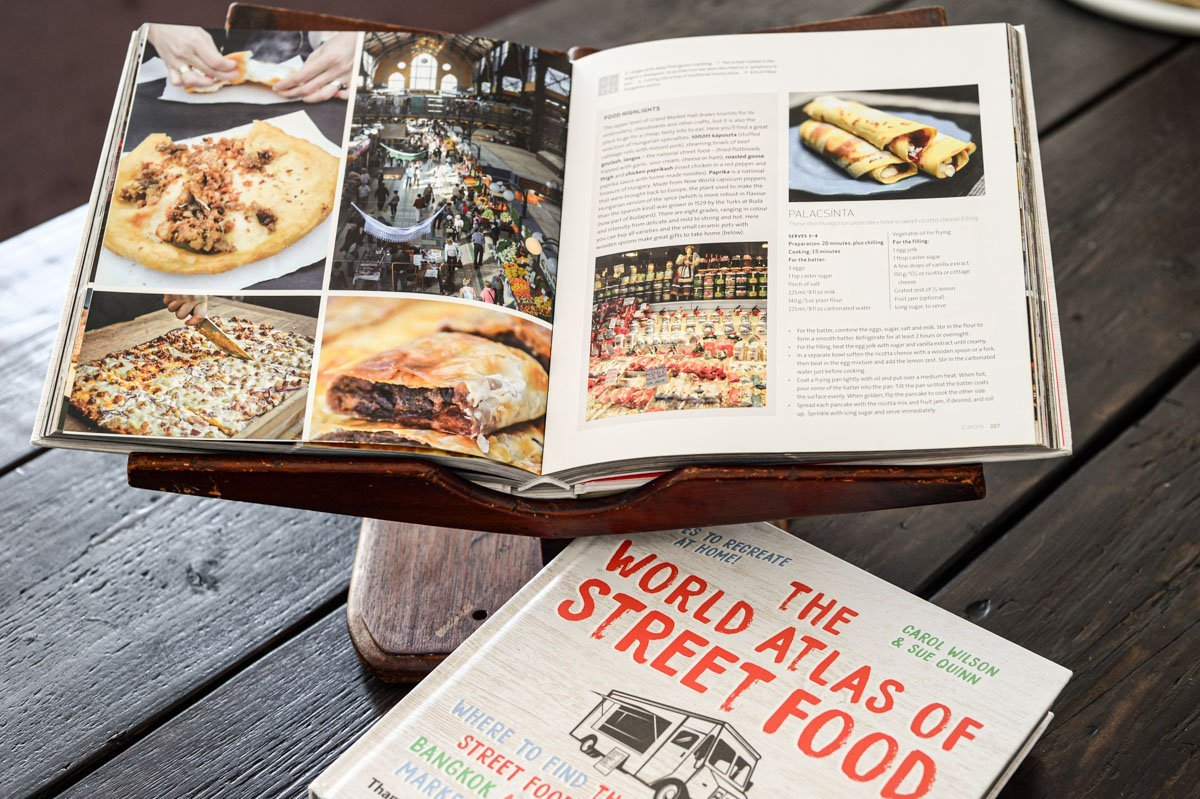 Book World Atlas Street Food 009 | Book