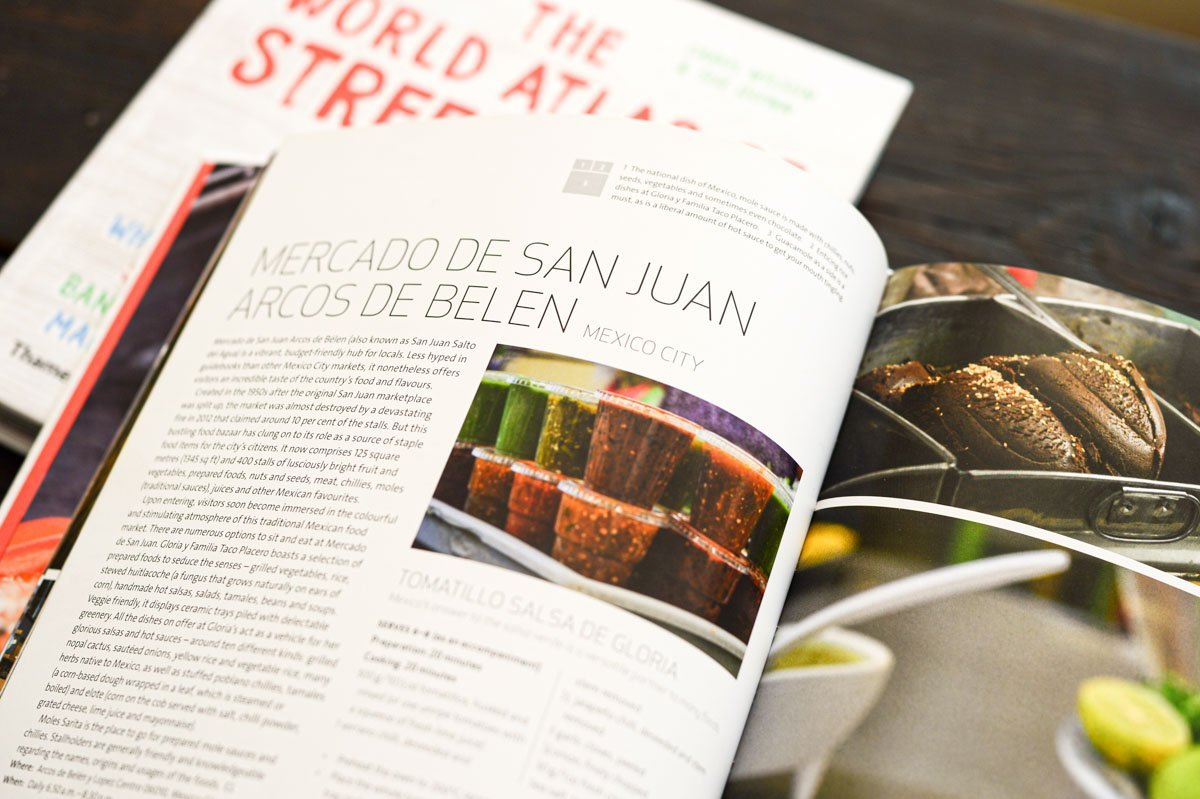 Book World Atlas Street Food 019 | Book