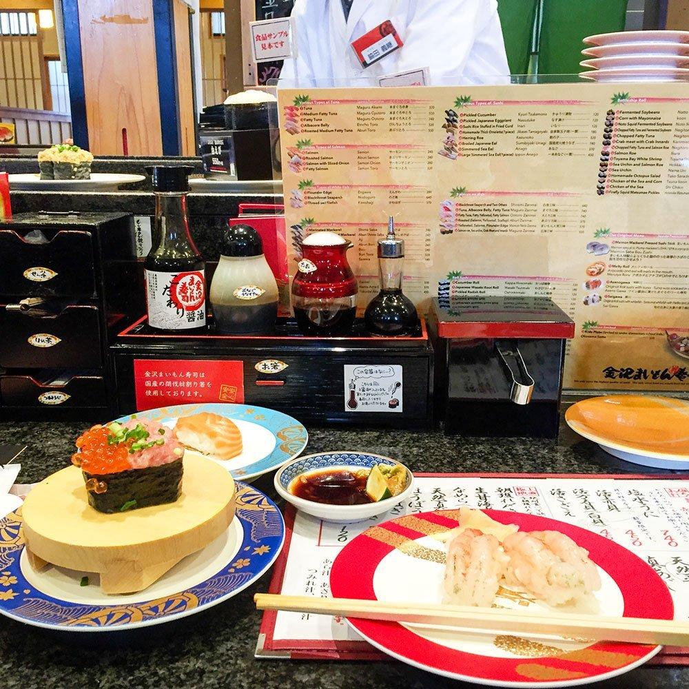 Maimon Sushi 007   Maimon Sushi  –  Kanazawa