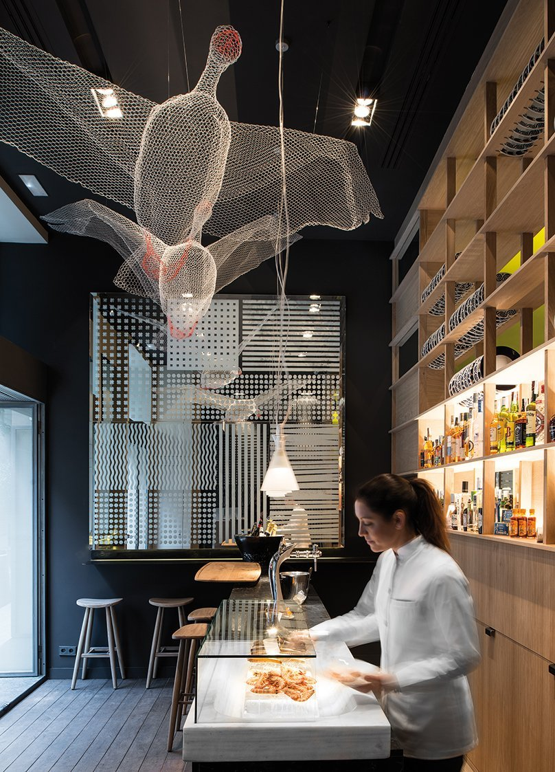 Petit Comité Michelin restaurant in Barcelona