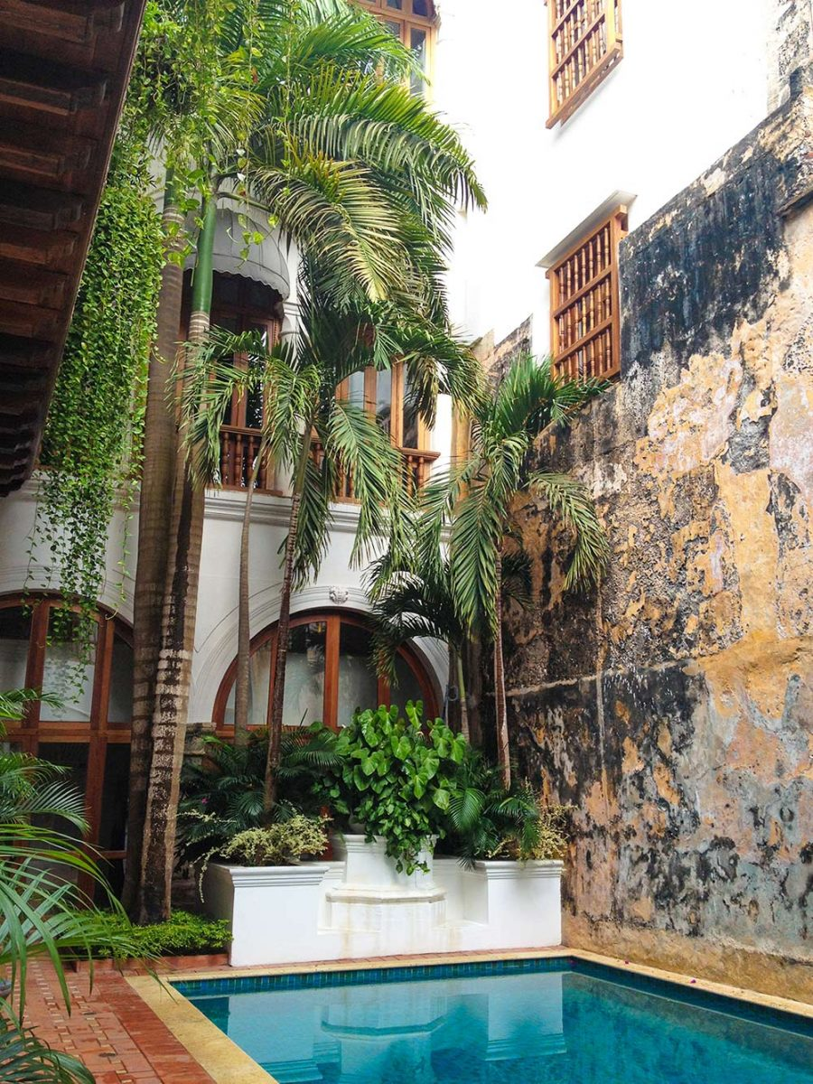 Alma Restaurant in  Cartagena
