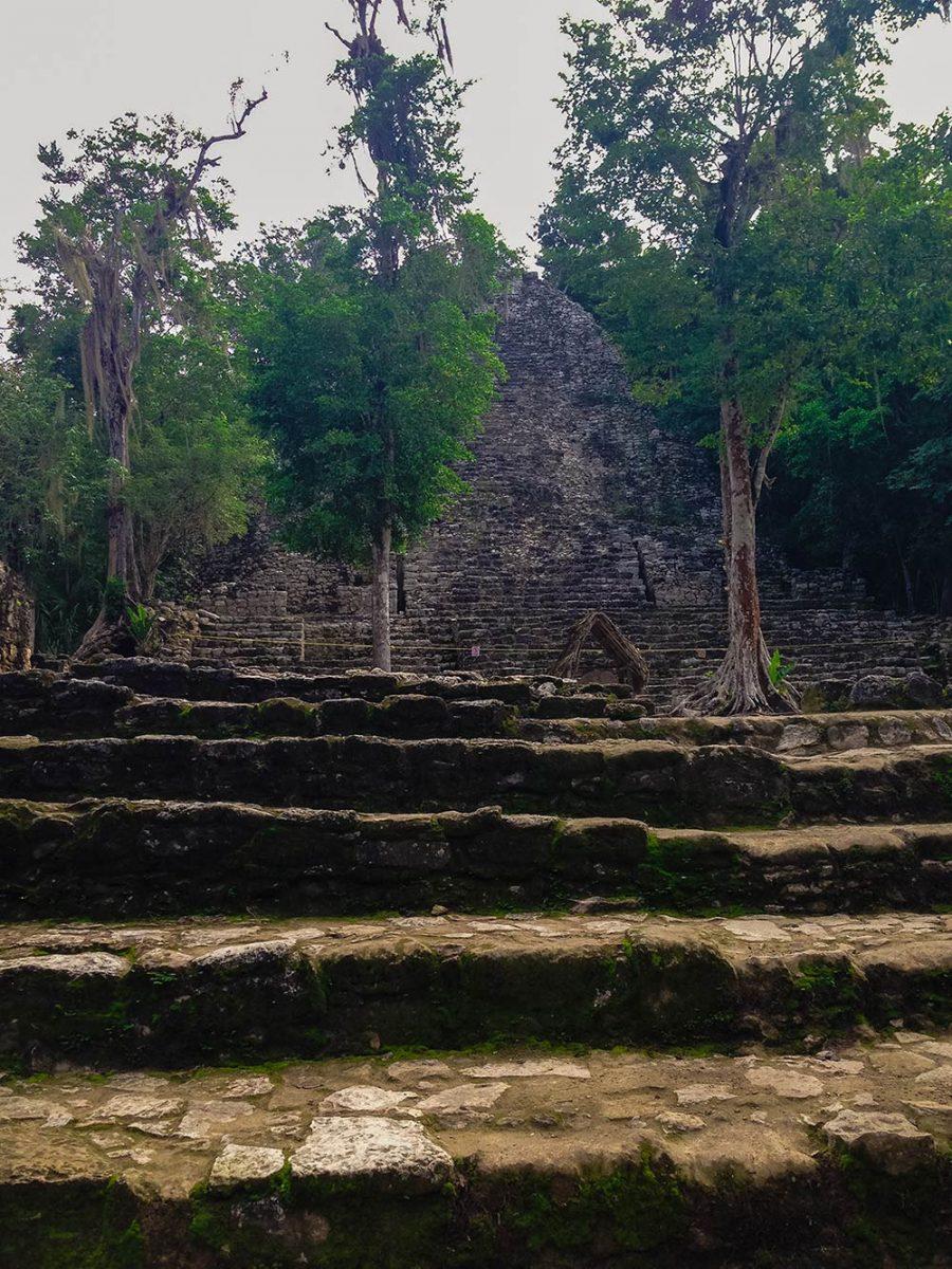 archeological complex of Coba