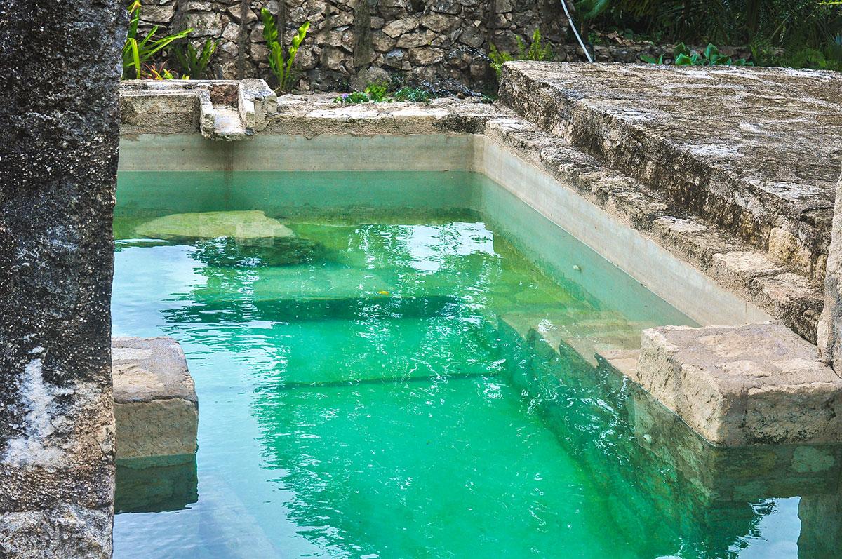swimming pool at the Coqui Coqui Hotel Coba