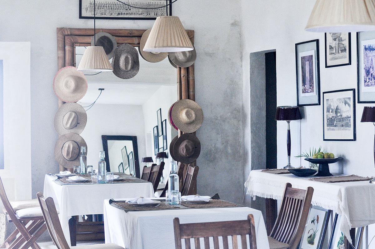 dining room at the Coqui Coqui Hotel Coba