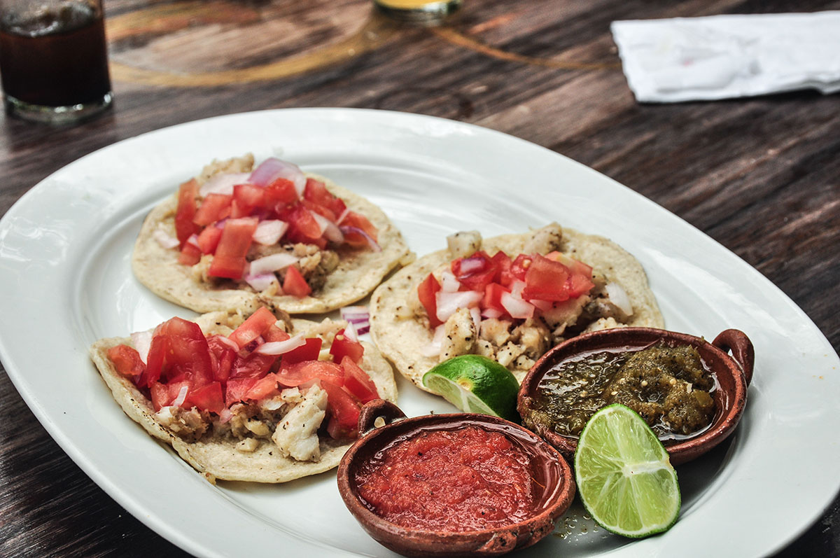 El Tábano is first on the list of many a foodie review of Tulum.
