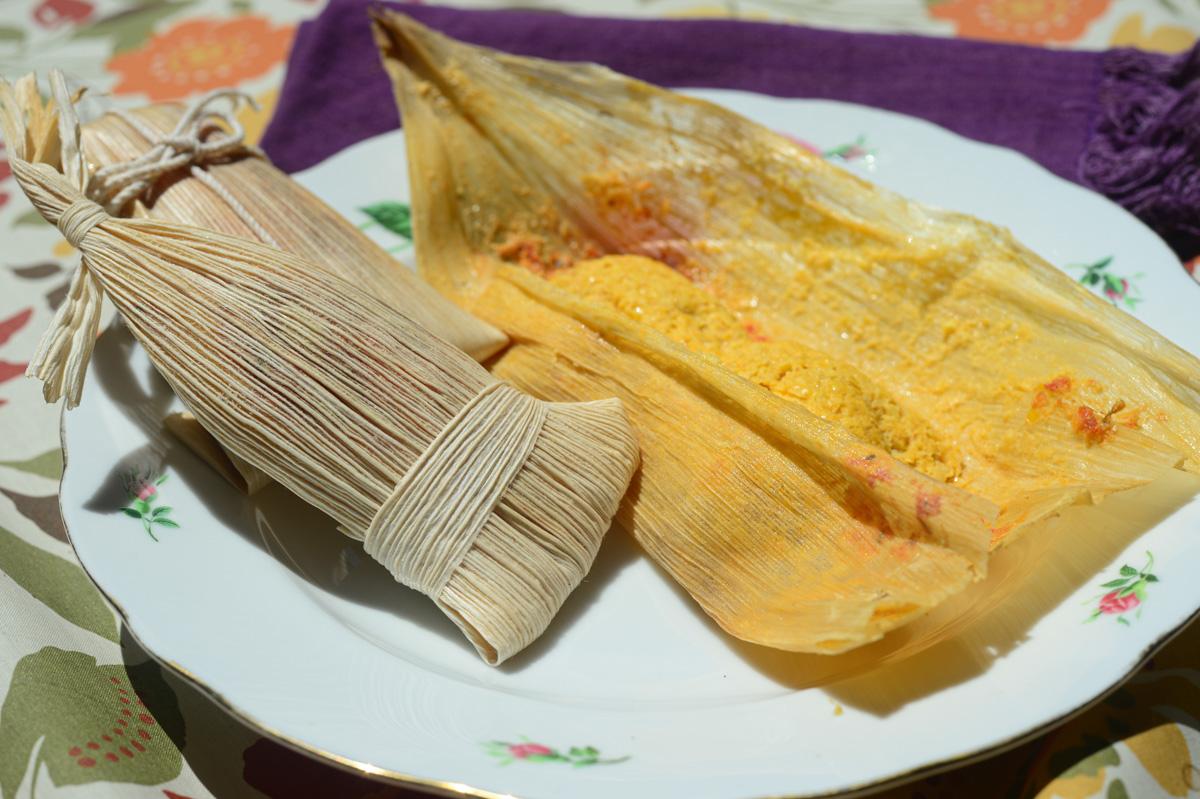 Tamal 003   Sweet Corn Tamales