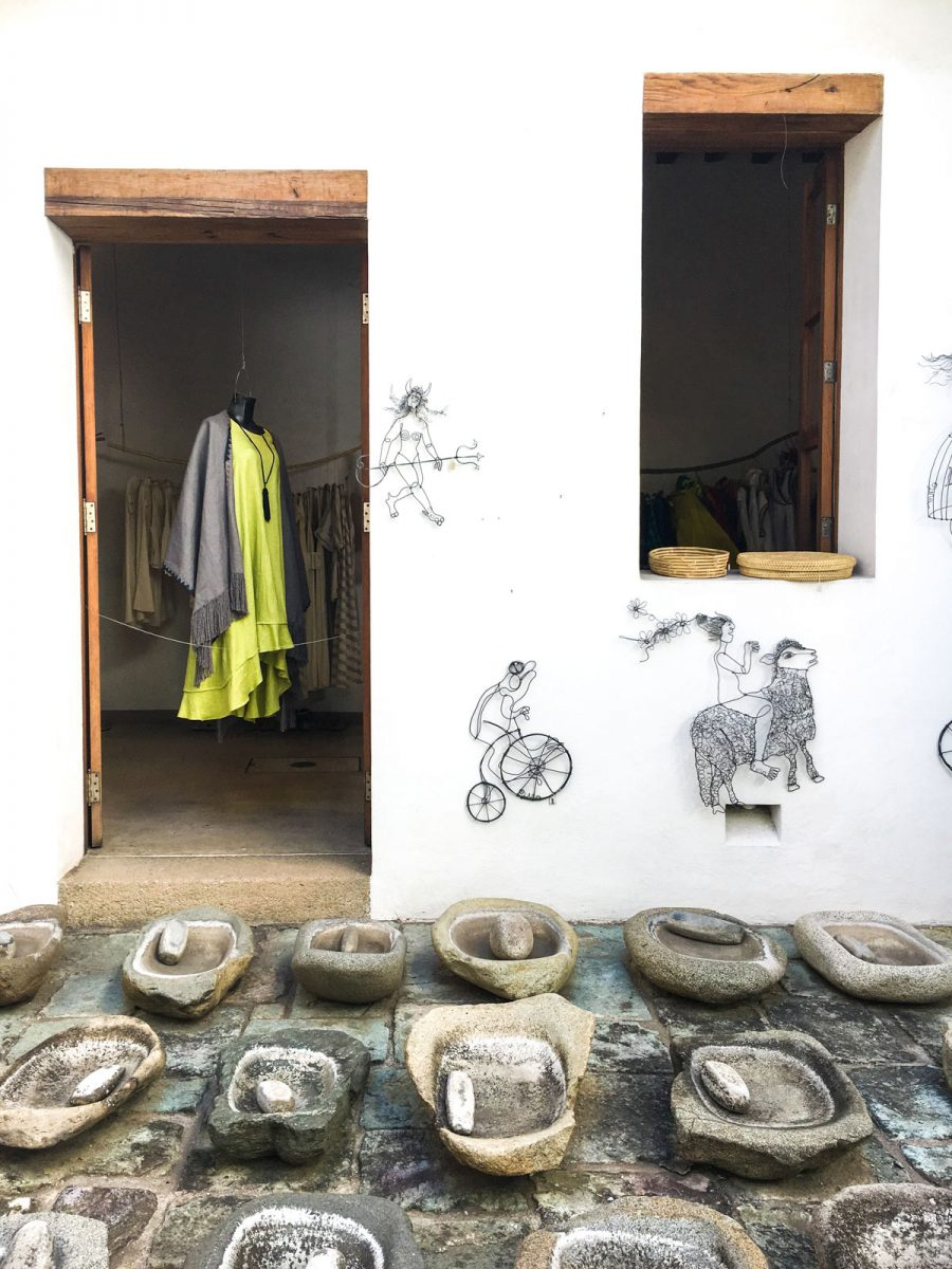 Top design shops in Oaxaca