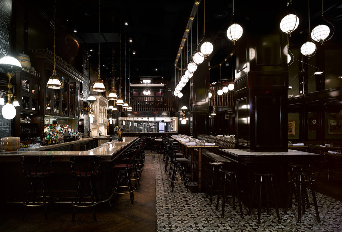Weslodge Restaurant –  Toronto