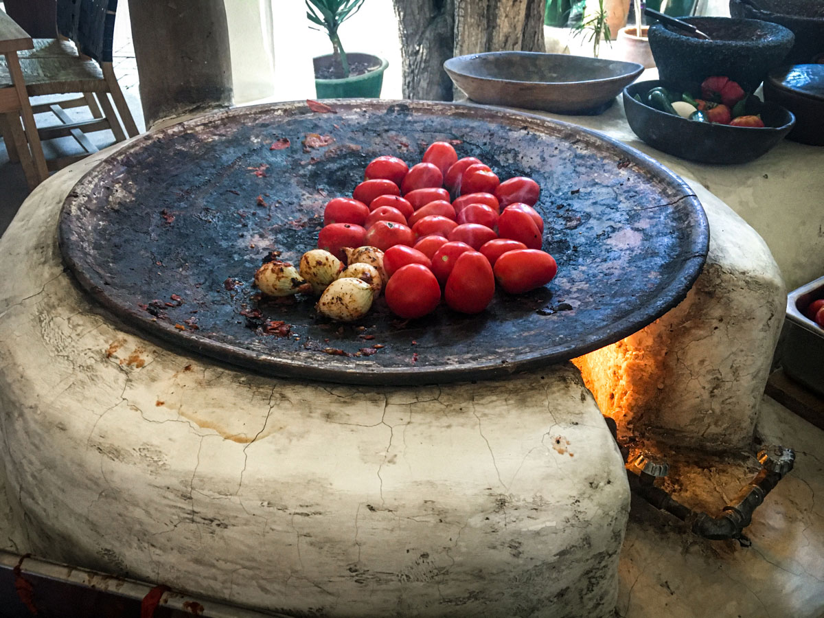 Best restaurant in Oaxaca