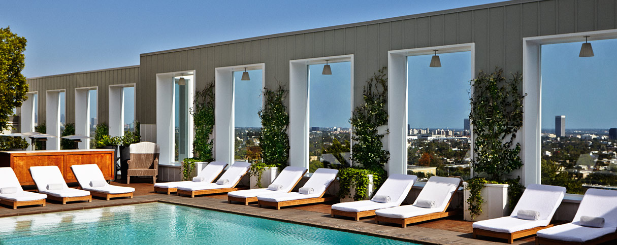 Mondria 1 | Mondrian Hotel in Los Angeles
