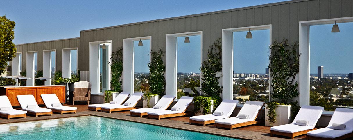 Mondria 1 | Mondrian Hotel in Los Angeles