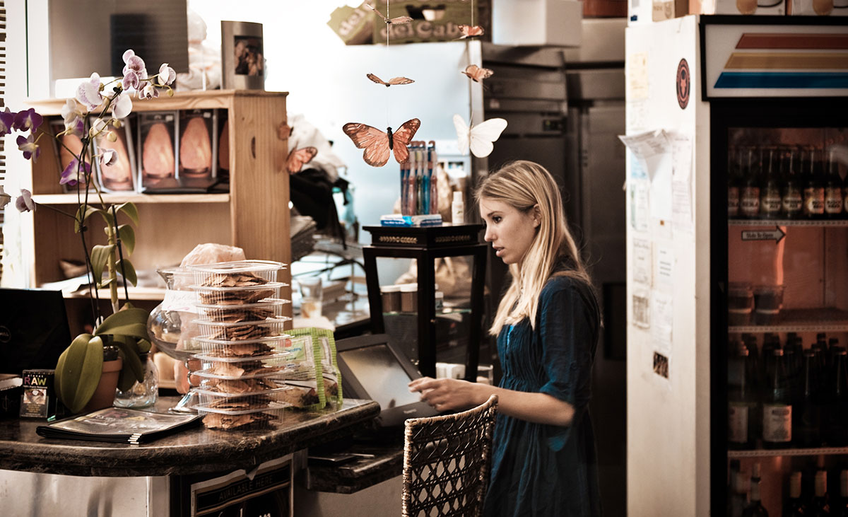 Organic Raw Food Restaurant Santa Monica