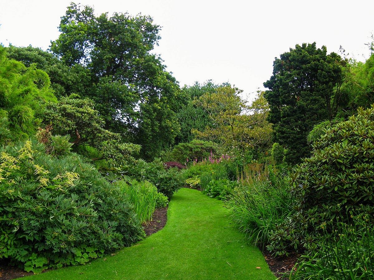 Royal Botanic Garden of  Edinburgh
