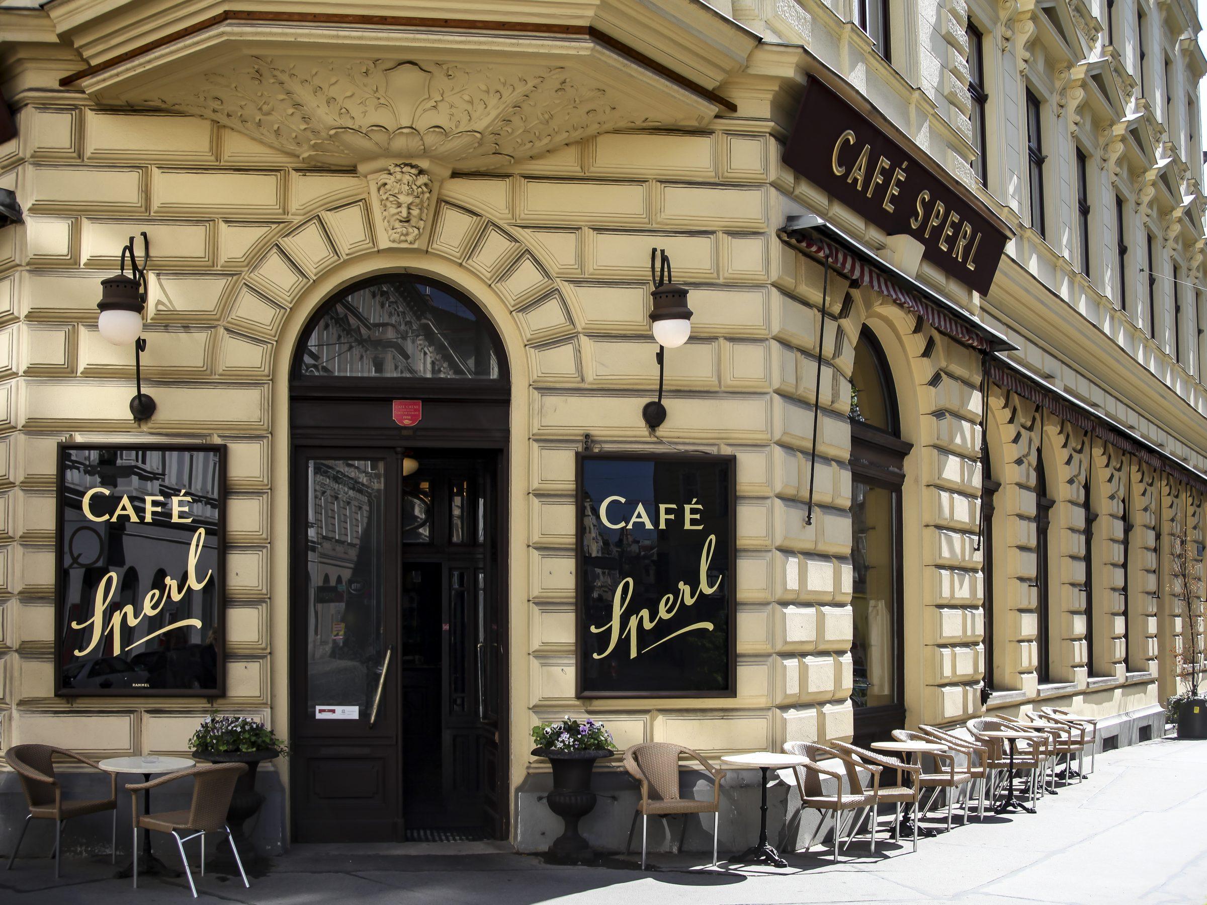 cafe sperl wien 12 | Café Sperl in Vienna