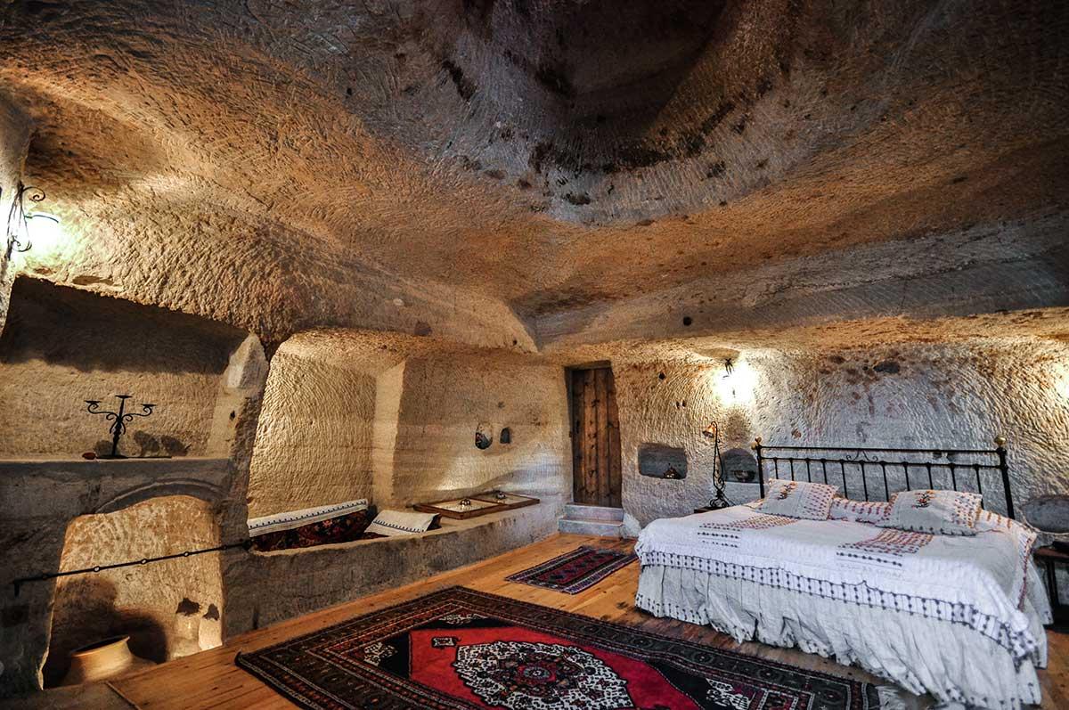 Cave  Hotel in Göreme, Nevsehir, Turkey
