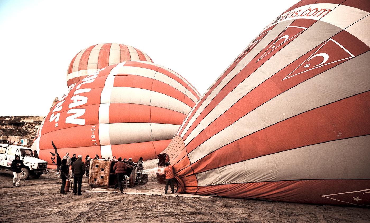 Ballooning 008 | Göreme Cappadocia Ballooning
