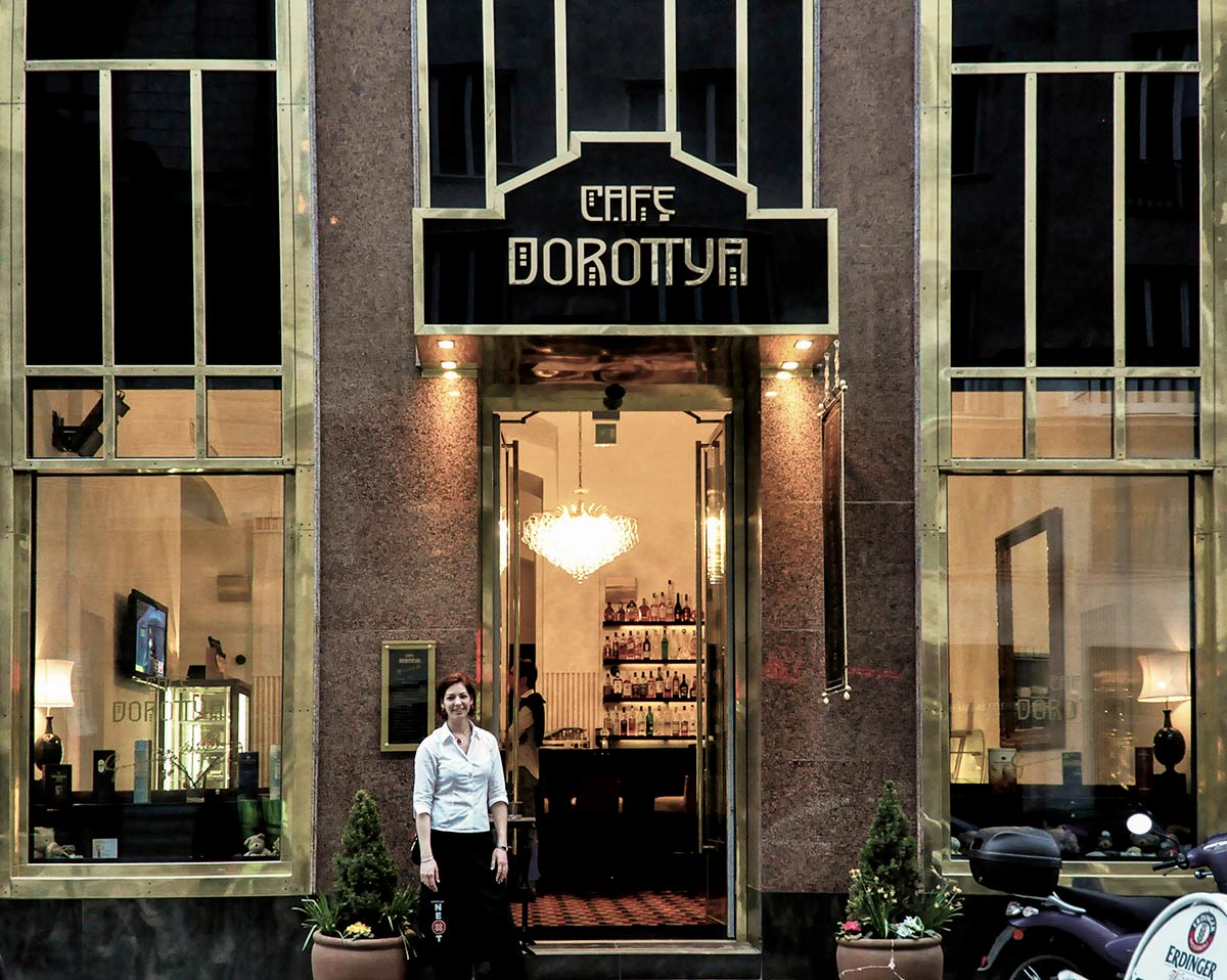 Cafe Dorottya 001 | Café Dorottya  -  Budapest