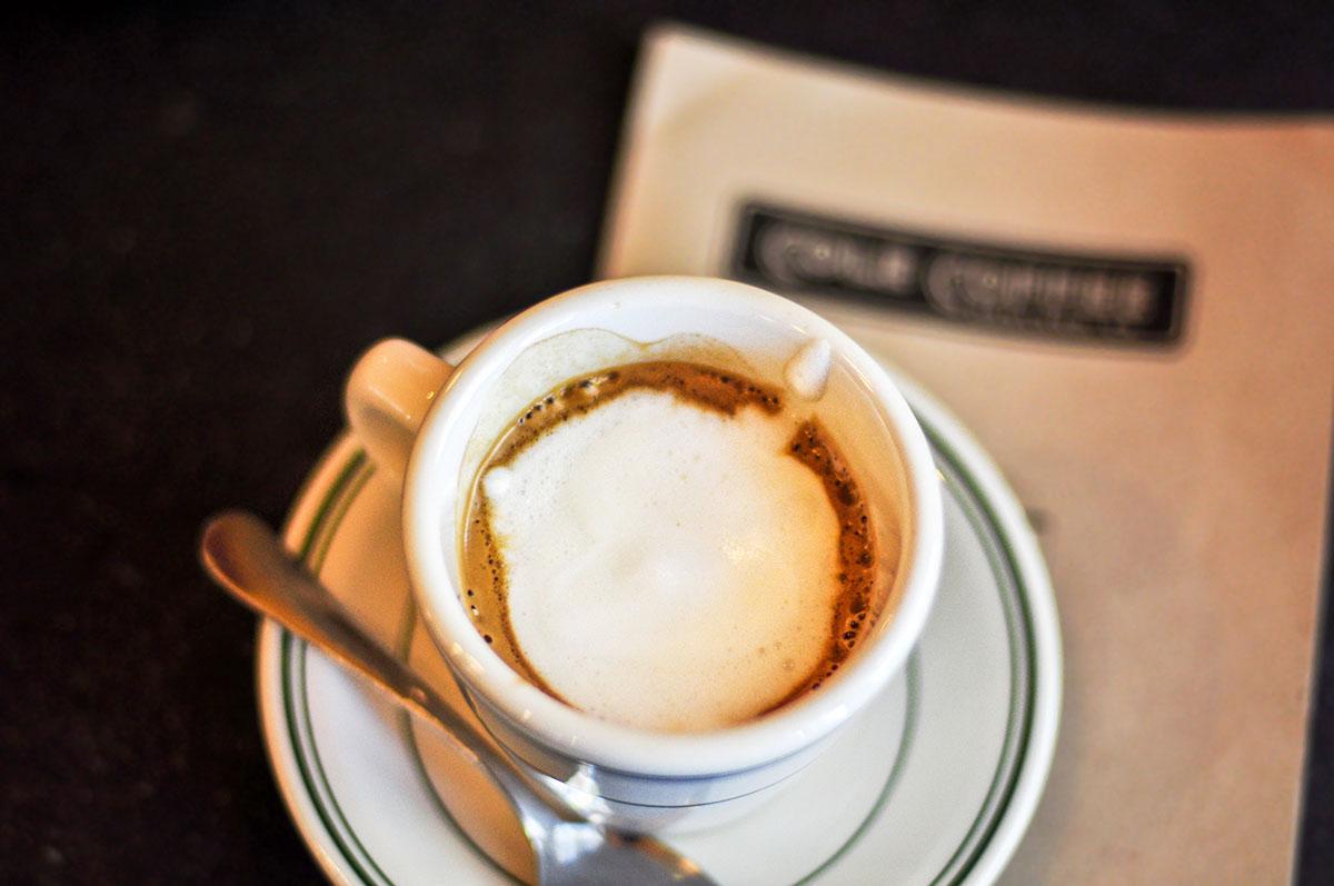 best Berkeley Coffee