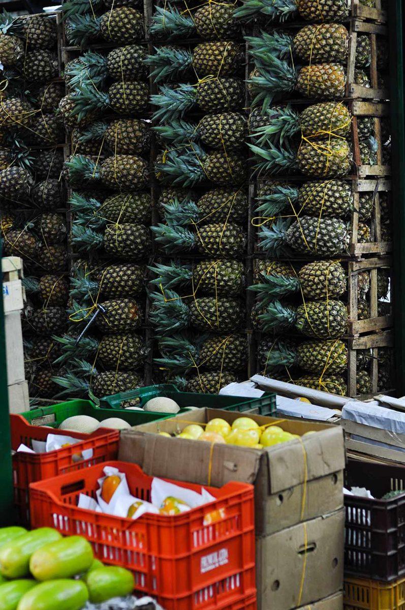 Corabastos Market Bogota