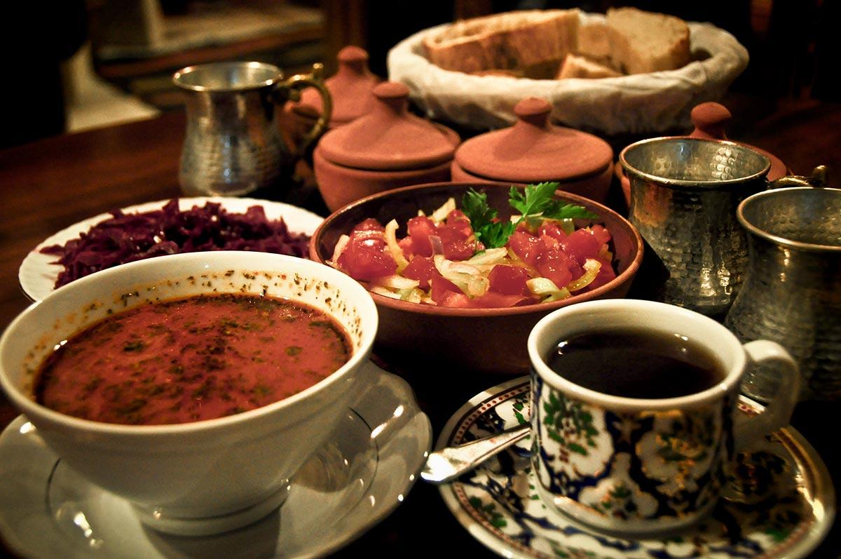 Top Traditional food restaurant in Goreme, Nevşehir, Cappadocia