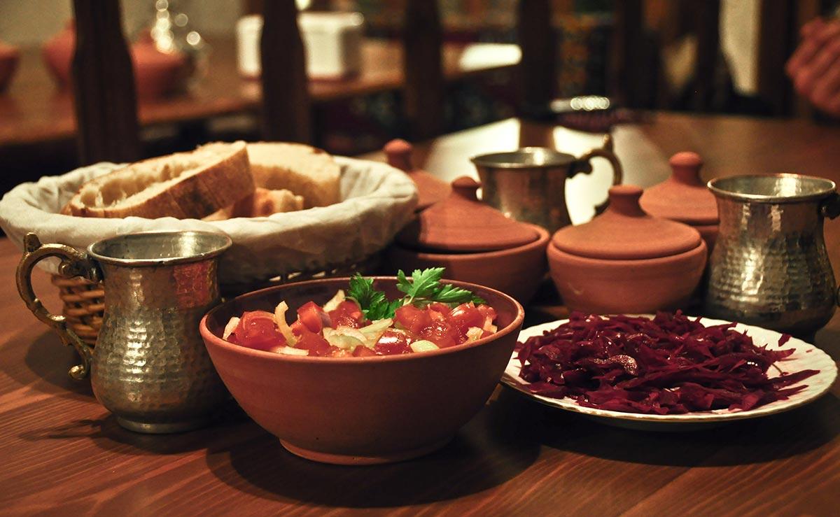 Best Traditional food restaurant in Goreme, Nevşehir, Cappadocia