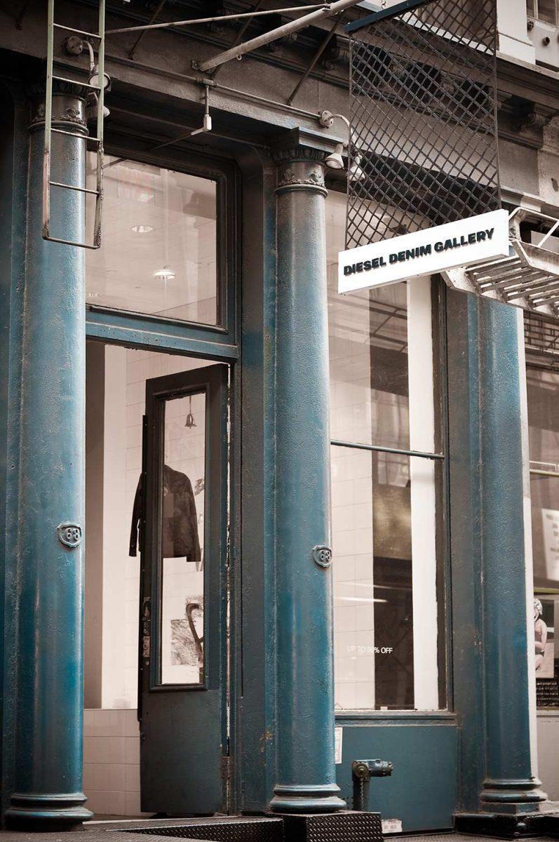 Diesel Denim Gallery