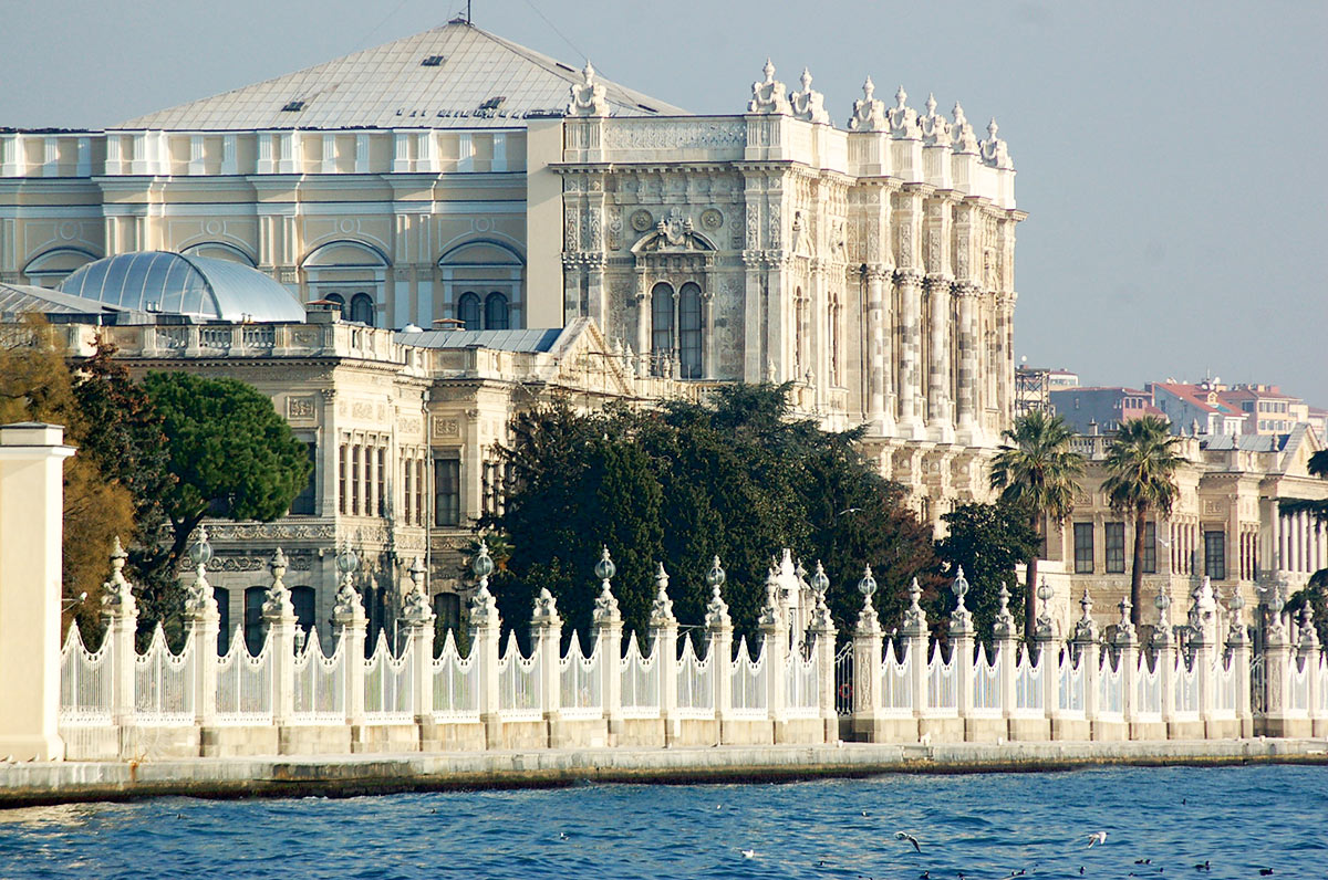 Dolmabahce-Palace